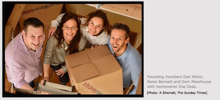 Storenextdoor Founding members