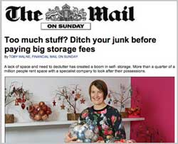 Mail on Sunday article on Storenextdoor