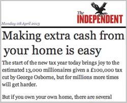 Independent article on Storenextdoor
