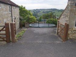 Neighbourhood storage/caravan storage: Forecourt space #2, Englishcombe, Bath and North East Somerset, BA2