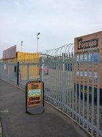 Commercial storage: Fortress Self Storage, Bilston, , West Midlands, WV14