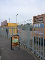 Self storage/shipping container: Fortress Self Storage Cheapest in Midlands, , West Midlands, WV14