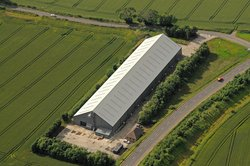 Vehicle storage: Indoor vehicle, plant and machinery storage at Newbridge near Edinburgh Airport., Bonnington, Edinburgh, EH27