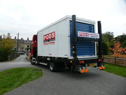 Self storage/storage units: PODS Portable Storage in Manchester, , Manchester, M12