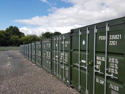 Self storage: Secure Self Storage & Caravan Storage, Appleby-in-Westmorland, Cumbria, CA16