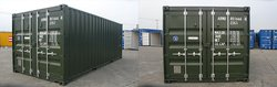 Self storage/shipping container: 20ft Container Self Storage Leicester, Wigston, Leicestershire, LE18