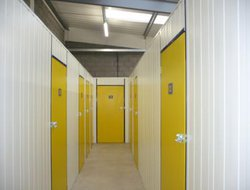 Self storage/furniture storage: Evans Easyspace Self Storage, Darlington, , Darlington, DL1