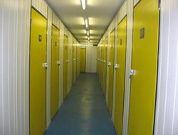 Self storage/storage units: Evans Easyspace Self Storage, Middlesbrough, Middlesbrough, Redcar and Cleveland, TS6