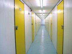 Self storage: Evans Easyspace Self Storage, Bellshill, Bellshill, North Lanarkshire, ML4
