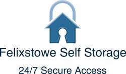 Self storage: 24/7 Secure Self Storage, Felixstowe, Suffolk, IP11