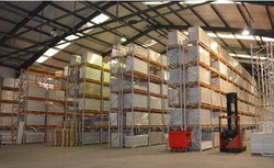 Commercial storage: Storage, Distribution and Order Fulfilment Services, Chorley, Lancashire, PR6