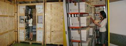 Commercial storage/pallet storage: Smartmove Business Relocation And Storage, Ipswich, Suffolk, IP10