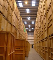 Managed storage/furniture storage: Clark & Rose Removals and Storage Bedfordshire , Eldon Way, Biggleswade, SG18