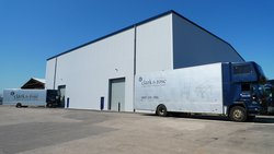 Managed storage/containerised storage: Clark & Rose Removals and Storage Aberdeen , , Aberdeen, AB12