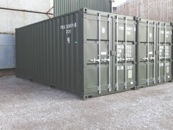 Self storage: Wiveliscombe Self Storage offers container and shed space, Wiveliscombe, Somerset, TA4