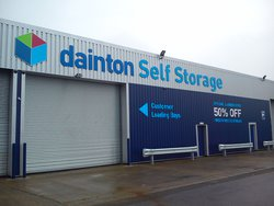 Managed storage/general household items: Affordable Storage in Plymouth - Dainton Self Storage, Plymouth, Plymouth, PL6