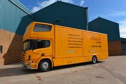 Managed storage: Removals & Storage Renfrewshire & Inverclyde, Linwood, Renfrewshire, PA3