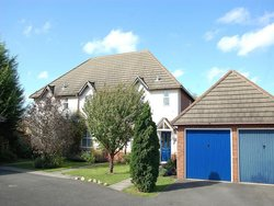 Neighbourhood storage: garage, Bishop's Stortford, Hertfordshire, CM23