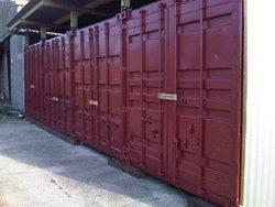 Commercial storage/specialist storage: Self Storage Chichester 10 FOOT CONTAINER, Earnley, West Sussex, PO20