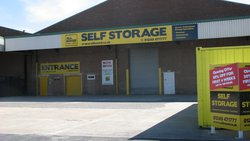 Commercial storage: If your business is expanding or simply overstocked then call us today., Calne, Wiltshire, SN11