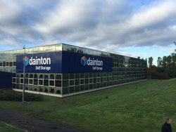 Self storage/furniture storage: Dainton Self Storage in Darlington - Brand New Storage Units, Darlington, Darlington, DL1