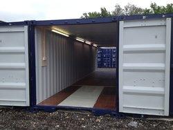 Commercial storage: Secure commercial storage in Horsham, Horsham, West Sussex, RH13