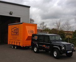 Managed storage/wine storage: Self storage / Mobile self storage, Newark, Newark-on-Trent, Nottinghamshire, NG24