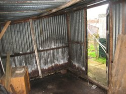 Neighbourhood storage: Tin Shed, Bath, Bath and North East Somerset, BA2