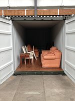 Commercial storage: Business self storage at Newbridge near Edinburgh Airport., Bonnington, Edinburgh, EH27
