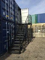 Self storage: Low Cost Storage, Island Farm Ave, Surrey, KT8