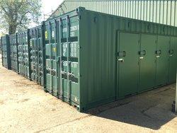 Self storage: Self storage centre Brackley - Mystor, Turweston, Brackley, NN13