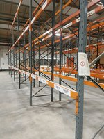 Commercial storage/pallet storage: Business/Domestic Pallet Racking Storage - Ripley, Derbyshire, High Holborn Rd, Ripley, DE5