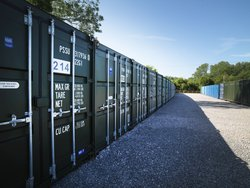 Vehicle storage/shipping container: Car / Motorbike container Storage Ross-on-Wye, Hom Green, Herefordshire, HR9
