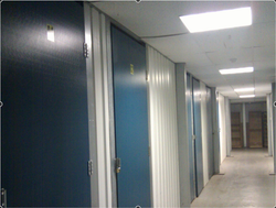 Self storage: Western Self Storage Limited in Stroud, Thrupp, Gloucestershire, GL5