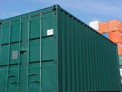 Vehicle storage: LCS Container Self Storage, Grays, Grays, Essex, RM17