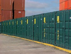 Self storage: LCS Container Self Storage, Grays, Grays, Essex, RM17