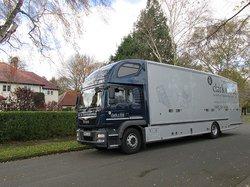 Self storage/pickup & delivery: Self storage in Aberdeen, , Aberdeen, AB12