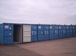 Self storage/stock storage: metal 20ft shipping container - storage , Dundonald, South Ayrshire, KA2