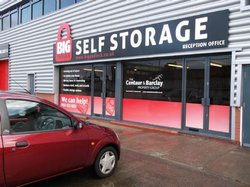 Vehicle storage/outside storage: Big Padlock Caravan storage, Liverpool, Liverpool, Merseyside, L9