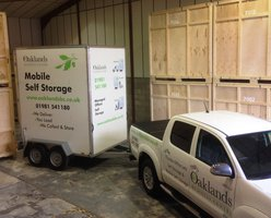 Self storage: Domestic, Commercial & Student Self Storage & Mobile Self Storage, Whitchurch, Herefordshire, HR9