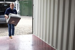 Self storage: Self Storage Pershore, Throckmorton, Worcestershire, WR10