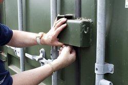 Self storage: Self Storage Basingstoke, Basingstoke, Hampshire, RG21