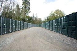 Self storage: Self Storage Winchester, Crawley, Hampshire, SO21