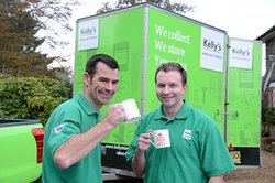 Managed storage/removals & storage: Kelly's Mobile storage, SE, Guildford, Surrey, GU1