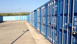 Self storage: AB Self Storage Milton Keynes, Milton Keynes Village, Milton Keynes, MK10