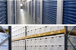 Managed storage: Clear Removals and Storage, Skelmersdale, Skelmersdale, Lancashire, WN8