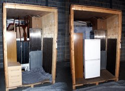 Commercial storage/pallet storage: Warehouse storage, Cheltenham, Cheltenham, Gloucestershire, GL51