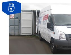 Commercial storage: Small / Medium size business storage, Avonmouth, Bristol, Bristol, BS11