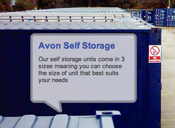 Self storage: Self Storage Poole - Storage Units, , Poole, BH12