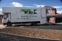 Managed storage/warehouse storage: A York removals, Llandudno, Conwy, LL30